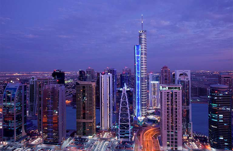 DMCC Free zone Dubai