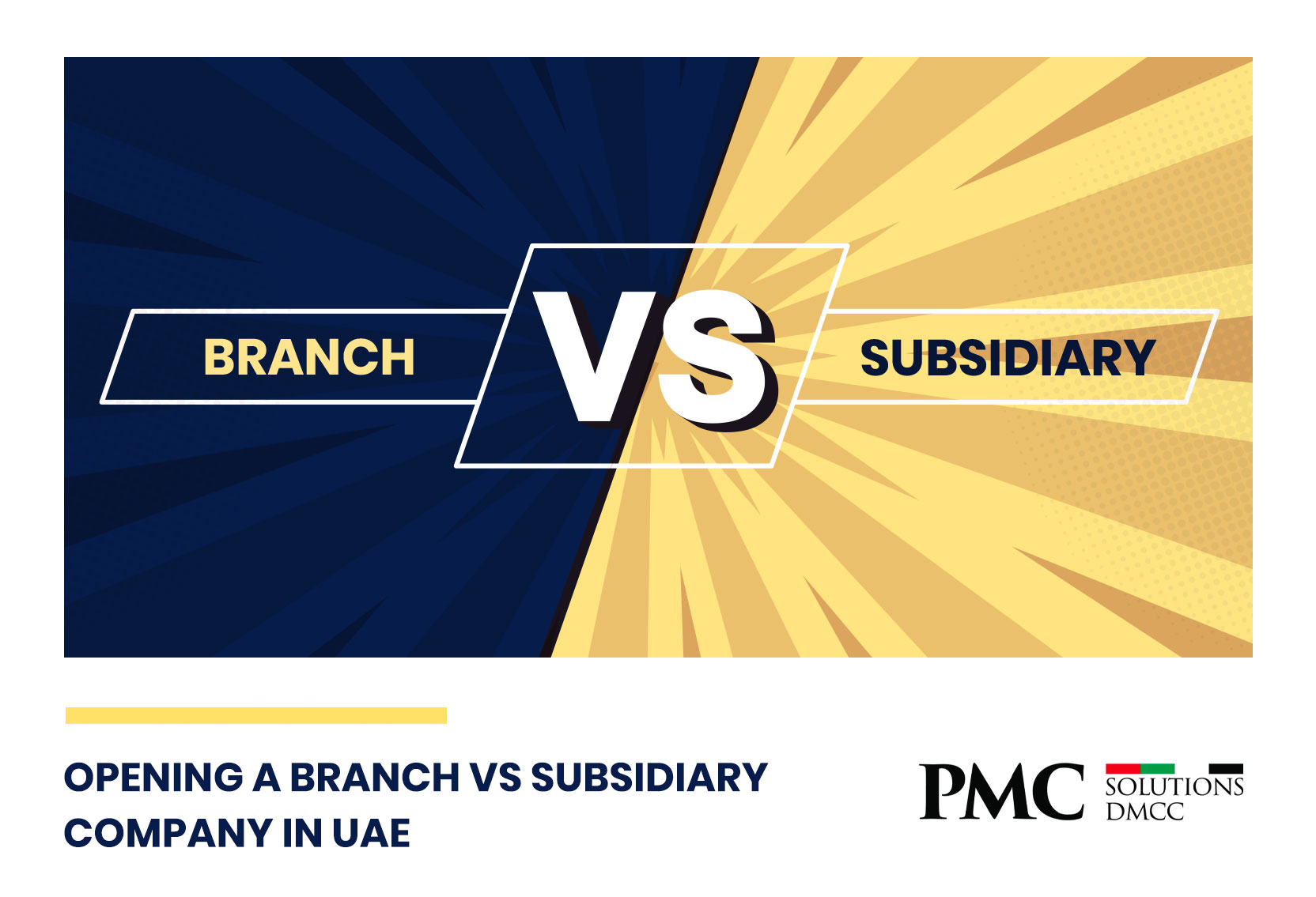 Opening a Branch Vs Subsidiary Company in UAE
