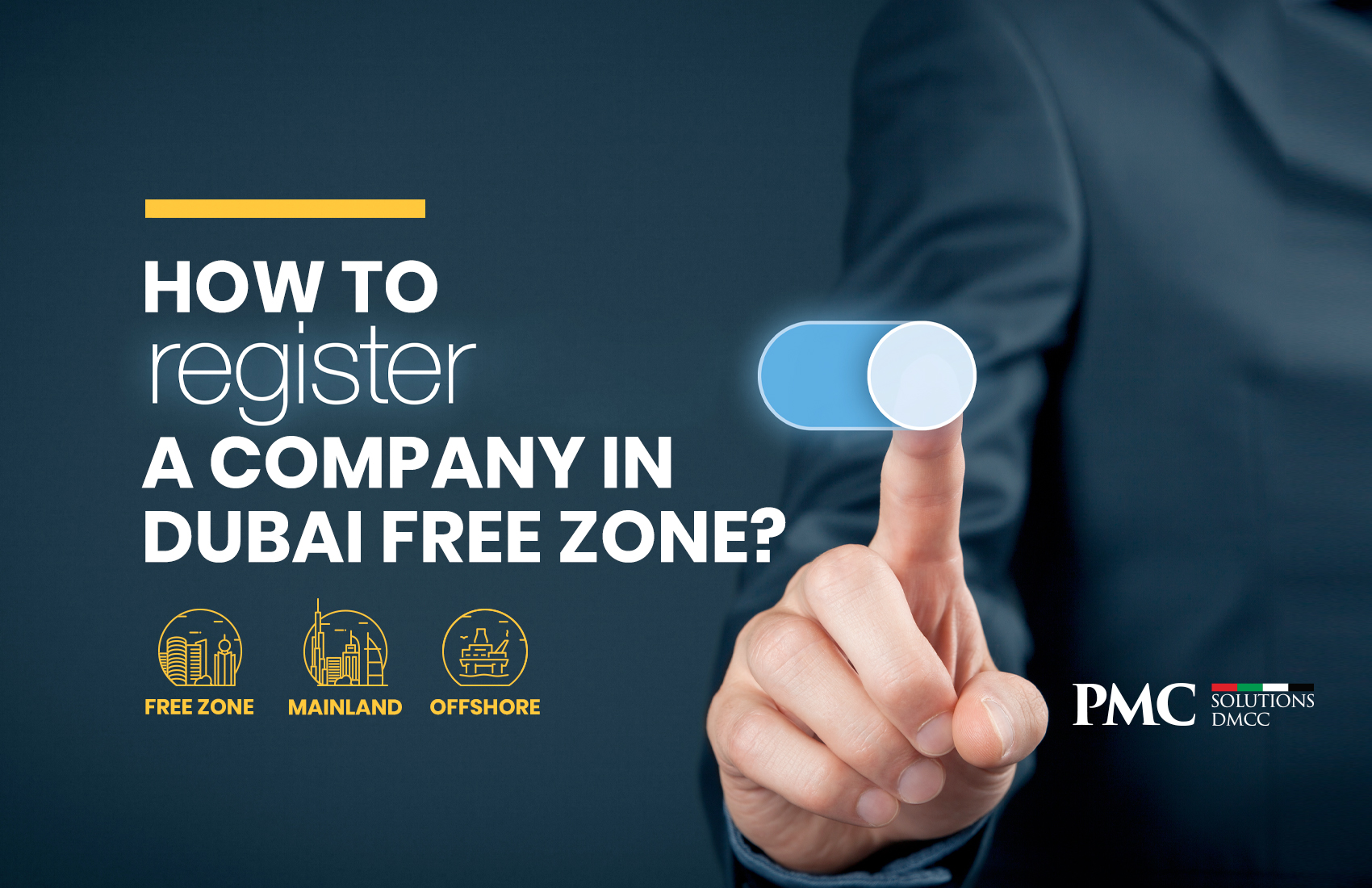 How To Register A Company in Dubai Free zone