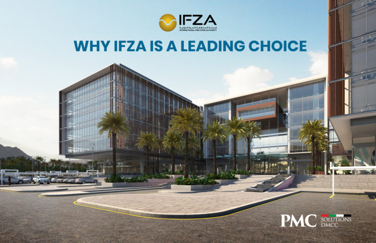 International Free Zone Authority (IFZA), Fujairah