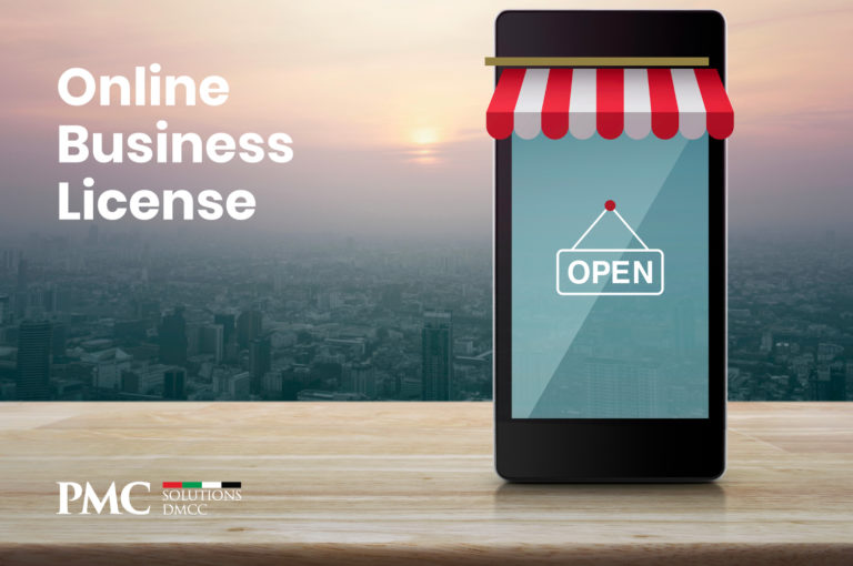 What kind of Registration or License is required for an Online Business in Dubai, UAE?