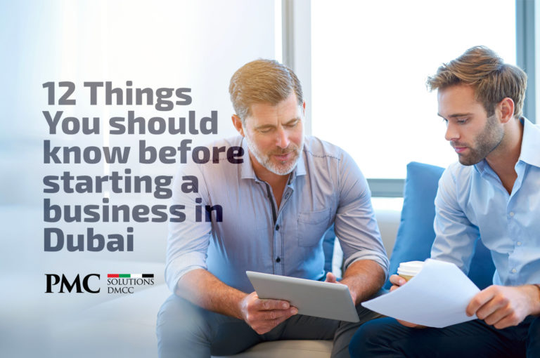 12 Things You Should Know Before Starting Your Dubai Business