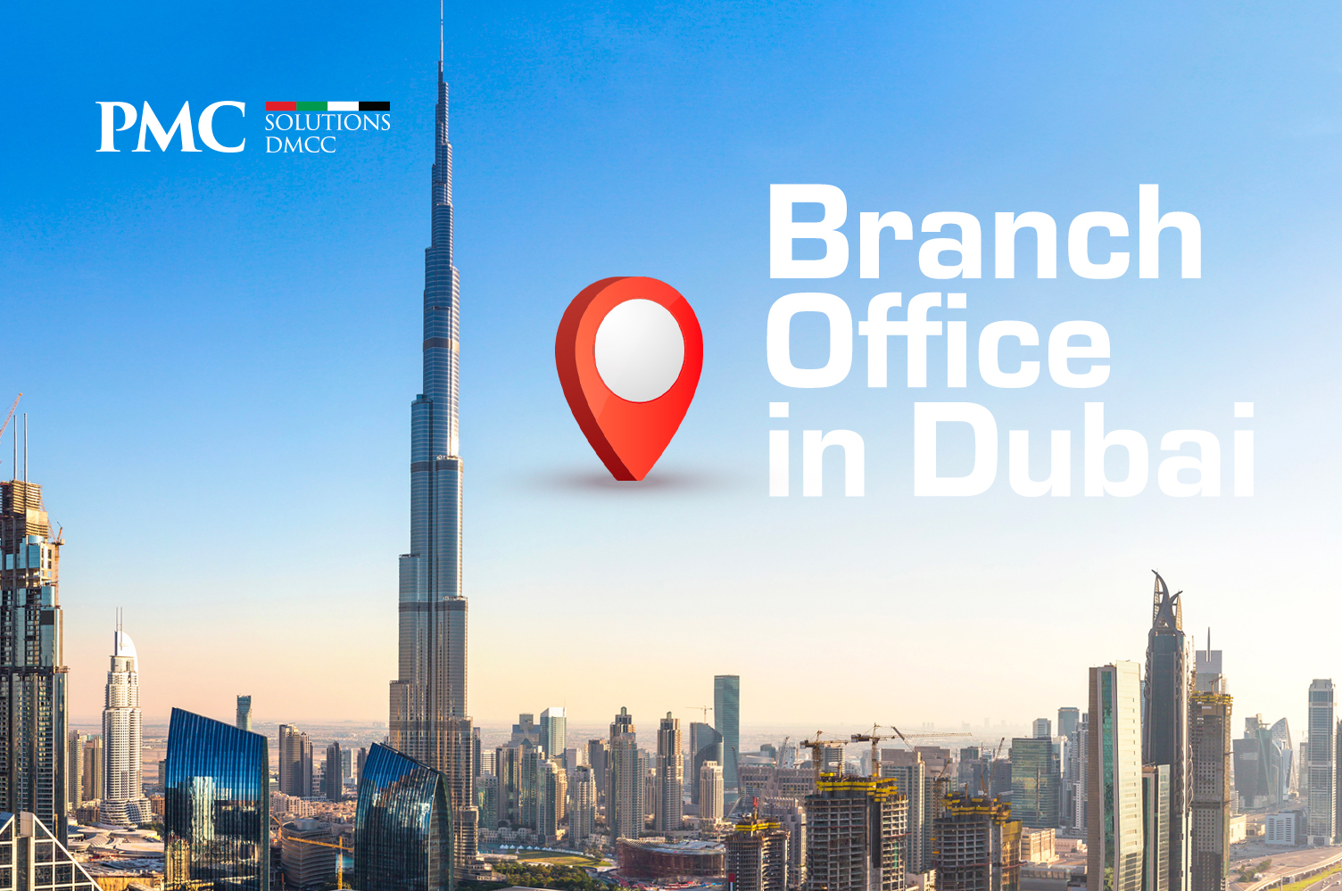 Setting up a Branch Office in Dubai