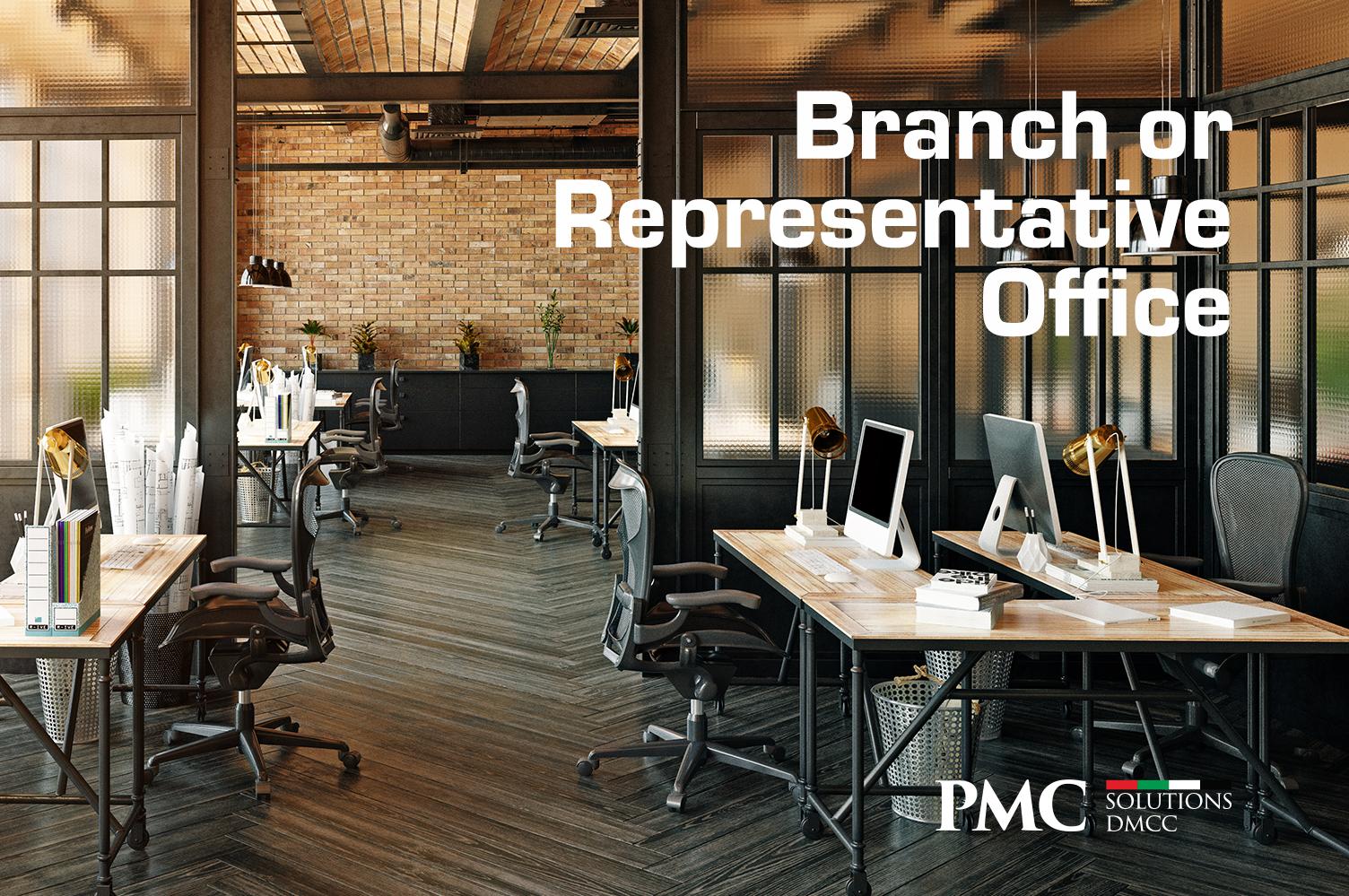 Branch or Representative Office?