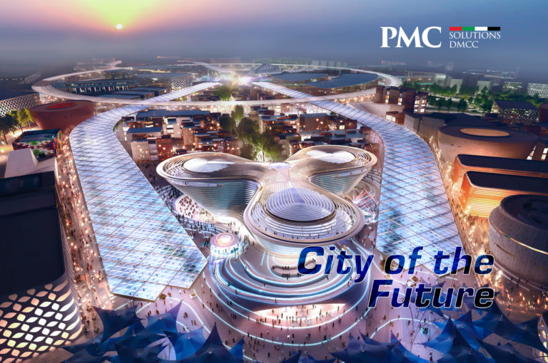 Dubai is the Investment 'City of the Future'
