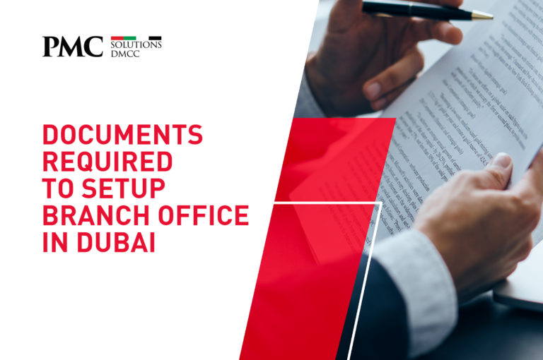 Documents required to Set up a Branch Office in Dubai