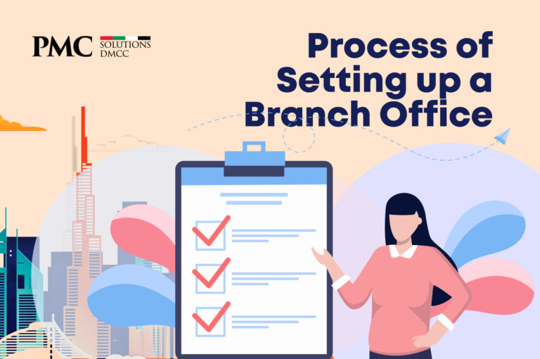 Process of Setting up a Branch Office in Dubai