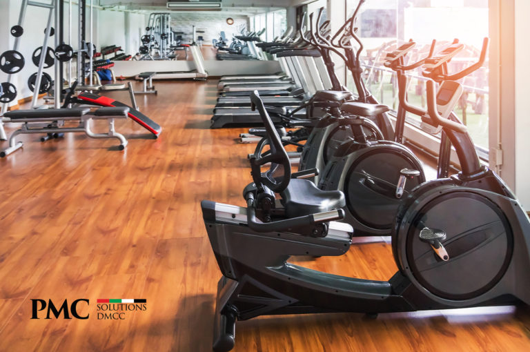 Setting up Fitness Centre in Dubai
