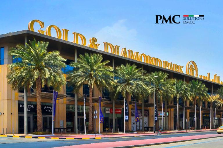 Business Setup in Dubai Gold and Diamond Park