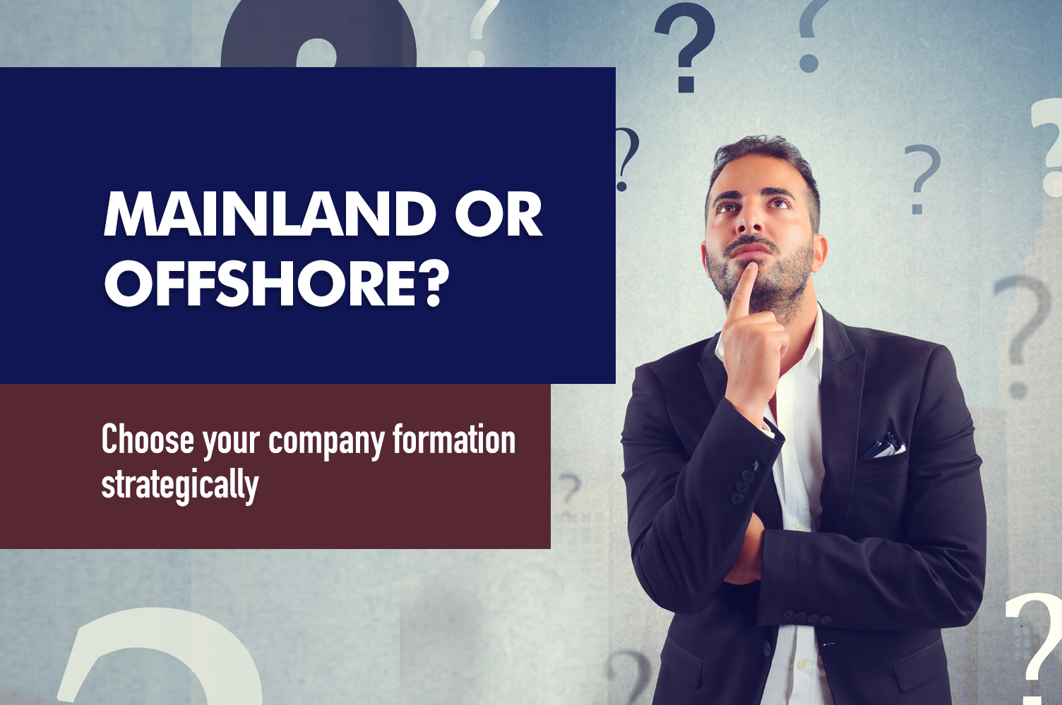 MAINLAND OR OFFSHORE?